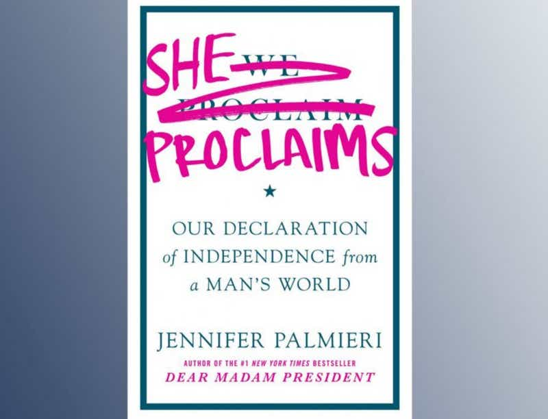 She Proclaims Book Cover