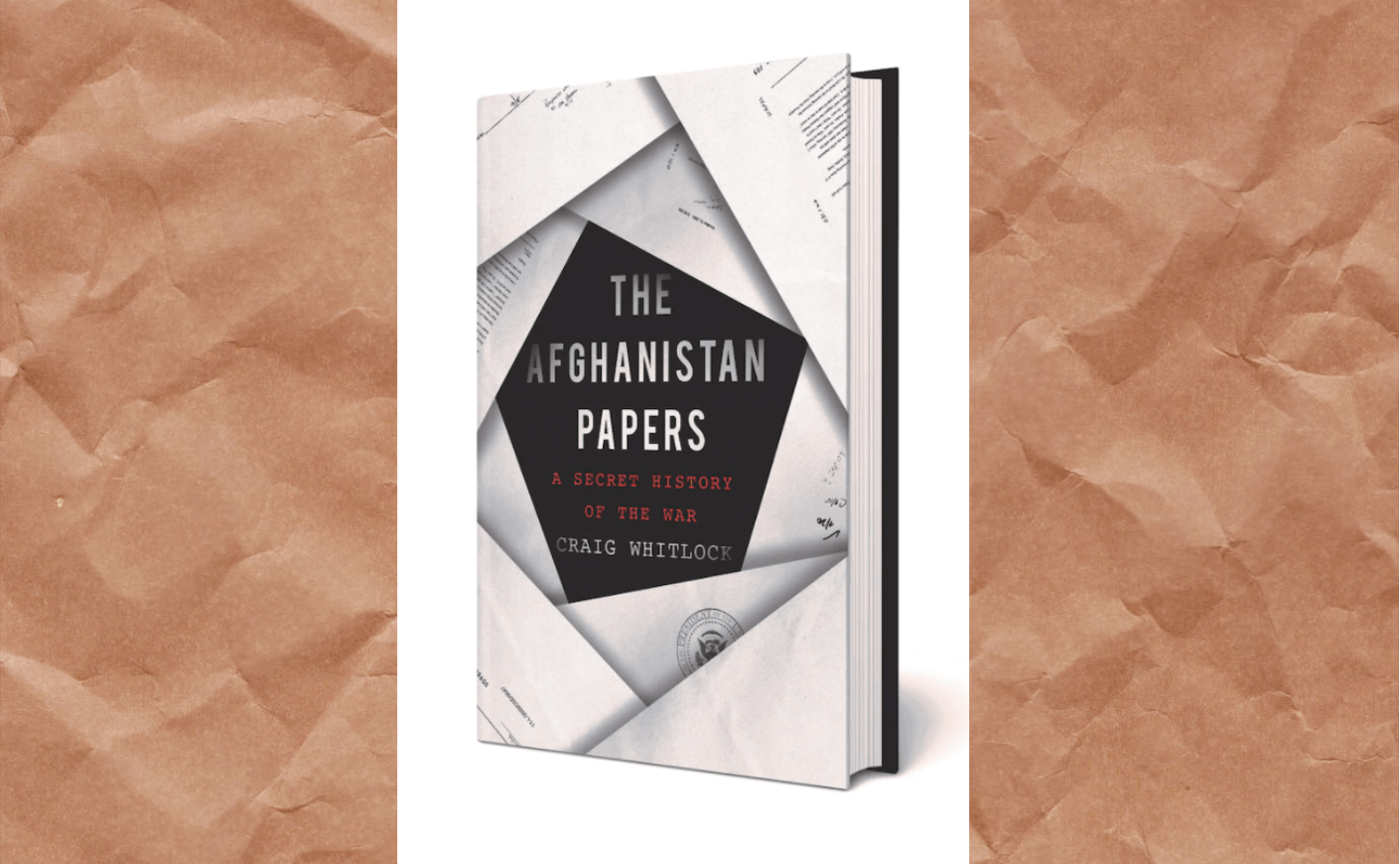 The Afghanistan Papers book